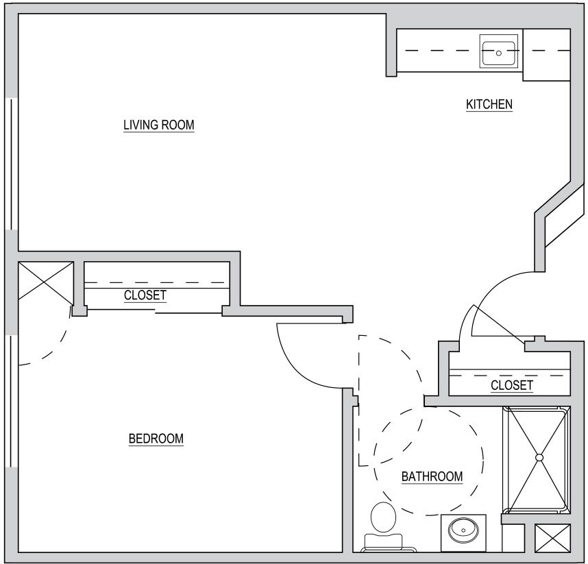 Studio Apartment Floor Plans 480 Sq Ft sample floor plans – welcome to legacy house of bountiful